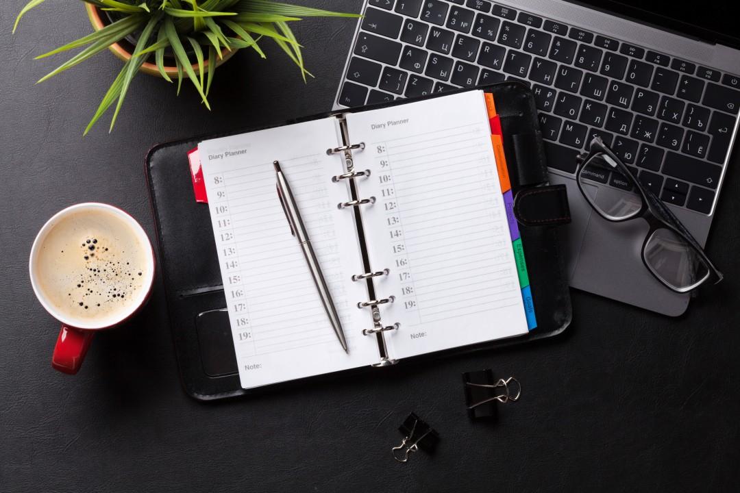 planner on desk-planning for long-term-care